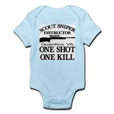 Scout-Sniper Instructor Onesie