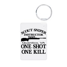 Scout-Sniper Instructor Keychains