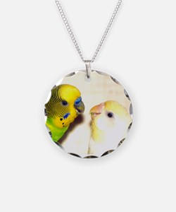 PARAKEETS LOOK OF LOVE Necklace