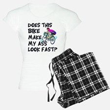 Funny Bike Saying Pajamas