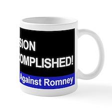 Mission Accomplished Mug - Rusty