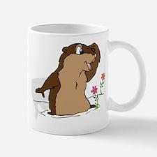 Groundhog Day Shadow Mug