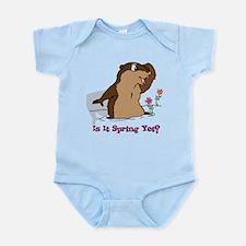 Is It Spring Yet Infant Bodysuit