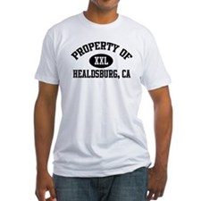 Property of HEALDSBURG Shirt