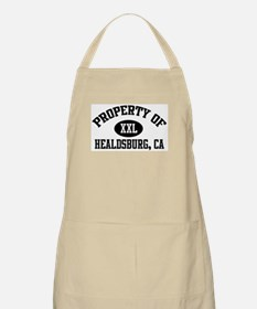 Property of HEALDSBURG BBQ Apron
