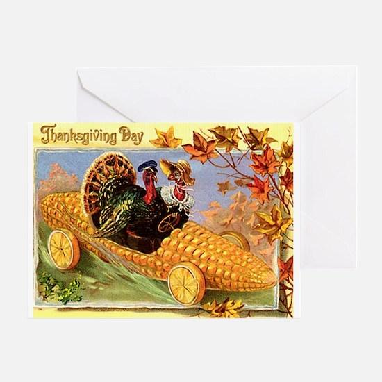 TURKEYMOBILE - Greeting Card