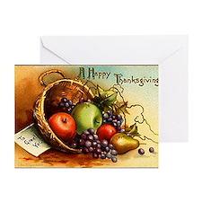 FRUIT BASKET - Greeting Cards (Pk of 10)