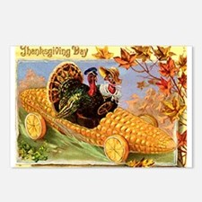 TURKEYMOBILE - Postcards (Package of 8)