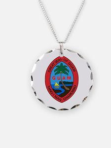 Necklace Guam Charm
