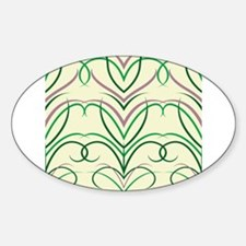 Feather Print Decal