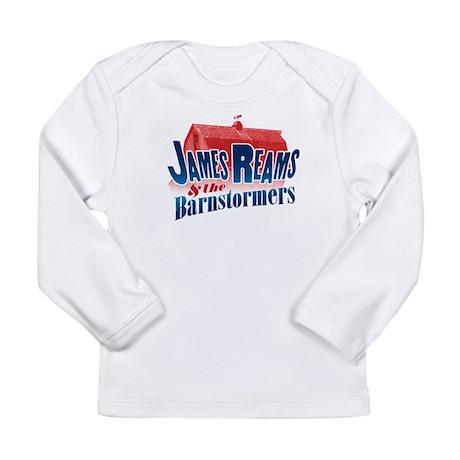 James Reams & The Barnstormers Long Sleeve Infant