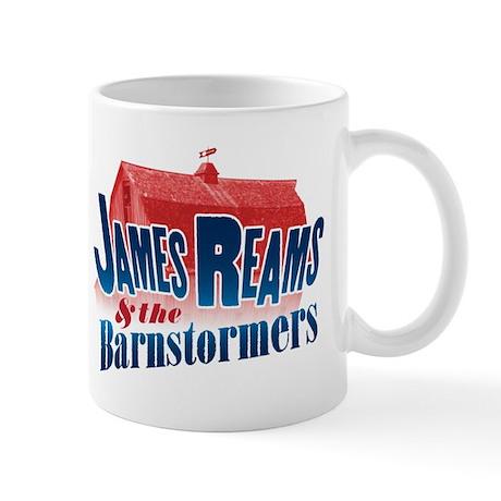 James Reams & The Barnstormers Mug