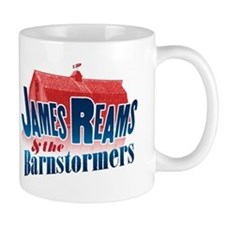 James Reams & The Barnstormers Mug