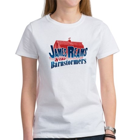 James Reams & The Barnstormers Women's T-Shirt
