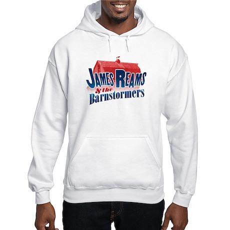 James Reams & The Barnstormers Hooded Sweatshirt