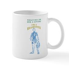 Headhunter Small Mug
