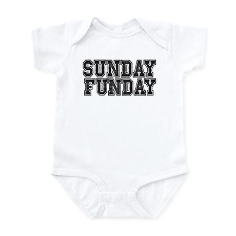 Funny Running With Scissors Infant Bodysuit