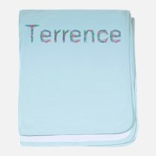 Terrence Paper Clips baby blanket