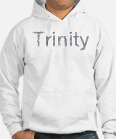 Trinity Paper Clips Jumper Hoody