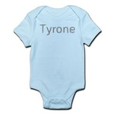 Tyrone Paper Clips Onesie