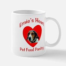 Ernie's Heart Logo Mug