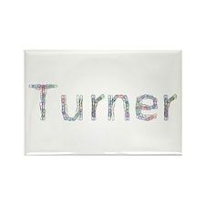 Turner Paper Clips Rectangle Magnet