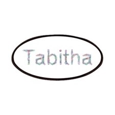 Tabitha Paper Clips Patch
