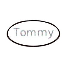 Tommy Paper Clips Patch