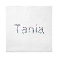 Tania Paper Clips Queen Duvet