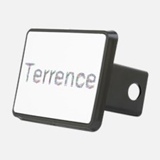 Terrence Paper Clips Hitch Cover