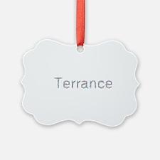 Terrance Paper Clips Ornament