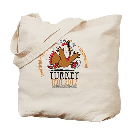 CLTurkey Trot 2012 Unofficial Unsupported Shirt To