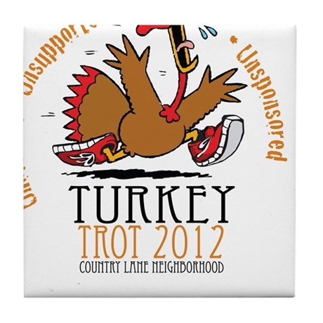 CLTurkey Trot 2012 Unofficial Unsupported Shirt Ti