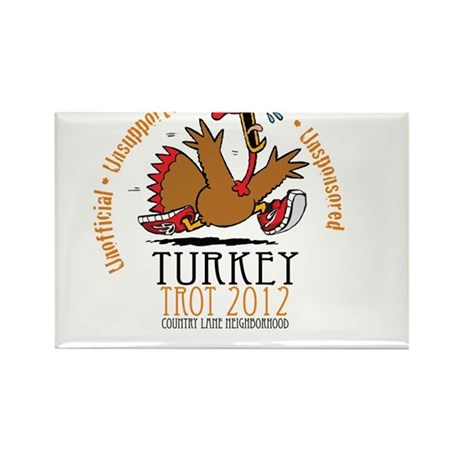 CLTurkey Trot 2012 Unofficial Unsupported Shirt Re