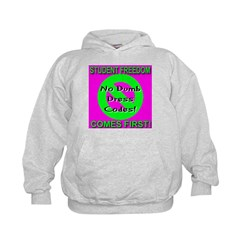 No Dumb Dress Codes Hoodie