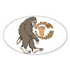 Sasquatch Decal