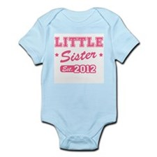 Little Sister - Team 2012 Body Suit