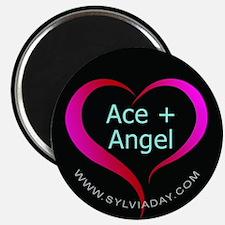 Ace + Angel Magnet