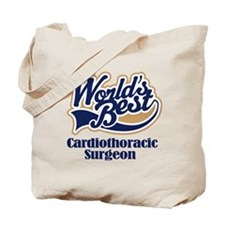 Cardiothoracic Surgeon (Worlds Best) Tote Bag