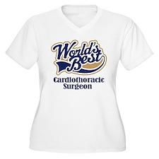 Cardiothoracic Surgeon (Worlds Best) T-Shirt