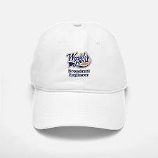 Broadcast Engineer (Worlds Best) Baseball Baseball Cap
