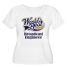 Broadcast Engineer (Worlds Best) T-Shirt