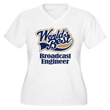 Broadcast Engineer (Worlds Best) T-Shirt