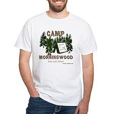 Camp Morning Wood Adult T-Shirt