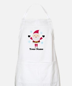 Personalized Santa Apron
