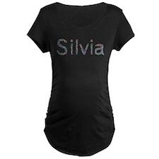 Silvia Paper Clips T-Shirt