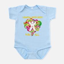 Genital Integrity for All Infant Bodysuit