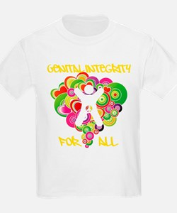 Genital Integrity for All T-Shirt