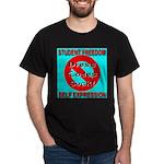 Dress Codes Suck! Black T-Shirt