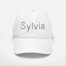 Sylvia Paper Clips Baseball Baseball Cap